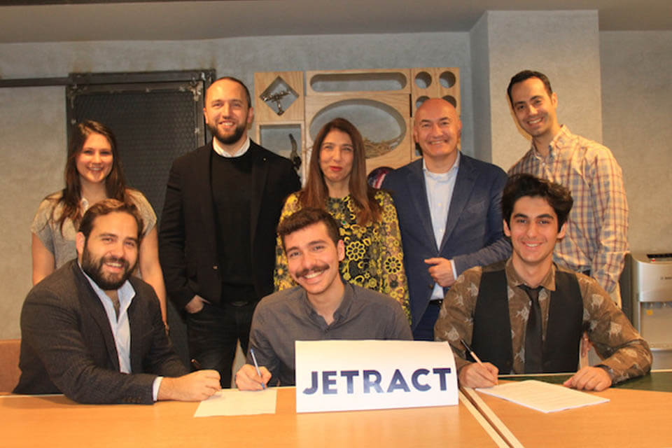 Jetract First Angel Investment