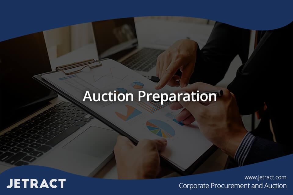Auction Preparation