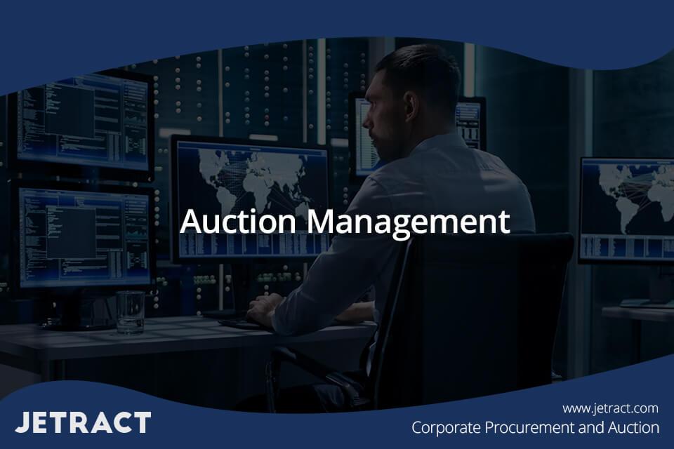 Auction Management